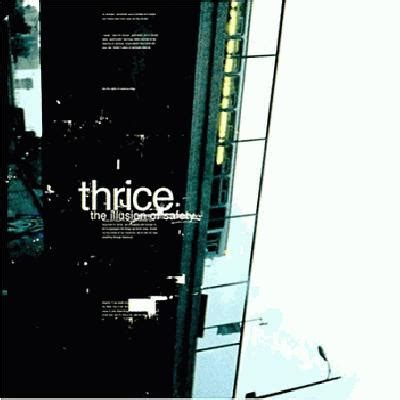 thrice of a number thrice the illusion of safety album review 4