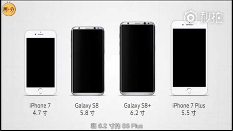 galaxy      early size comparison  iphone      galaxy