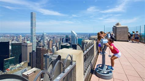 popular new top of the rock new york new york attraction expedia