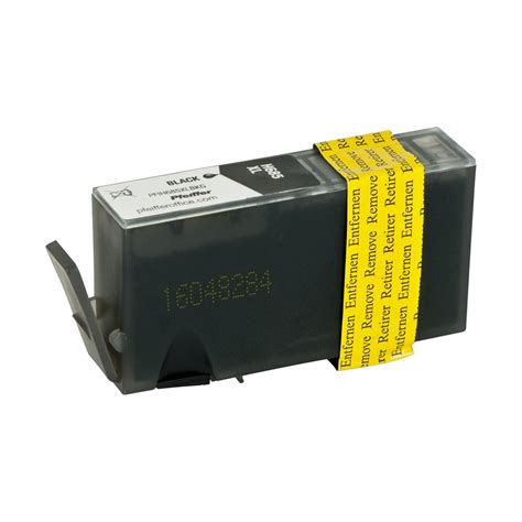hp 685xl black ink cartridge by pfeiffer