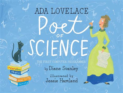 libro ada lovelace little people ada lovelace poet of science book by diane stanley jessie hartland official publisher page