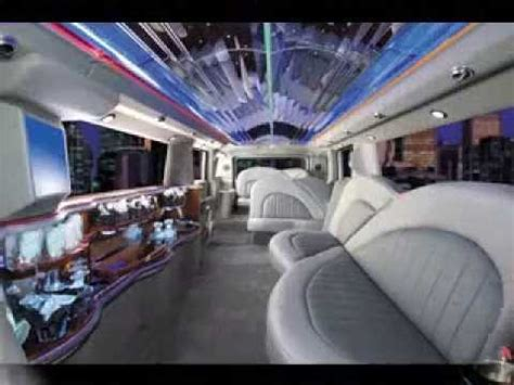 2013 hummer limo interior youtube