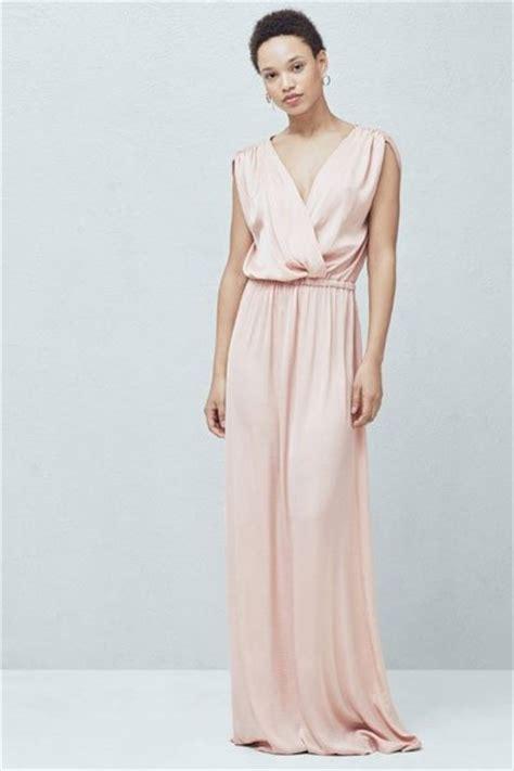 Hochzeitskleider Gã Nstig by Hochzeitskleider G 252 Nstig Pastellpinkes Kleid Mango