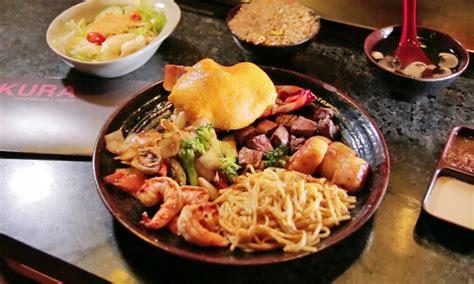 Japanese Gift by Sushi Teppanyaki And Thai Food Sakura Teppanyaki And