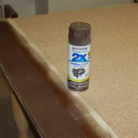 Spray On Rubber Coating For Rugs by Home Dzine Craft Ideas Rust Oleum Sprayed Carpet