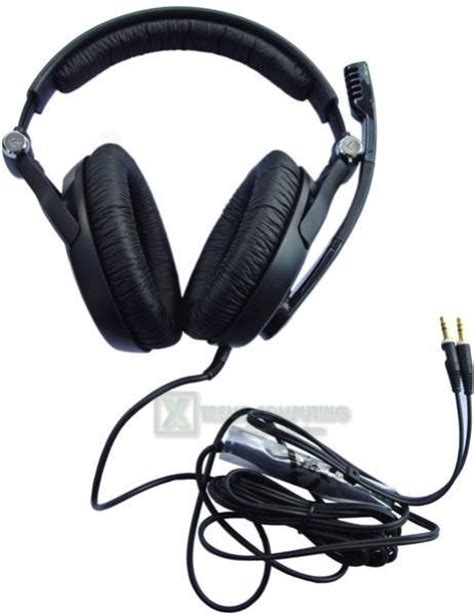 Headset Sennheiser Pc 350 Sennheiser Pc350 Pro Gaming Headphones