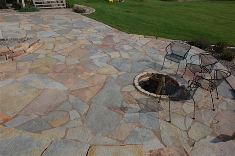 backyard flagstone chilton great lakes stone