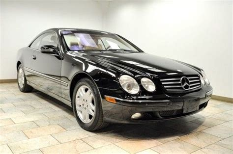 how does cars work 2001 mercedes benz cl class electronic toll collection buy used 2001 mercedes benz cl500 low miles clean in out wow lqqk in paterson new jersey