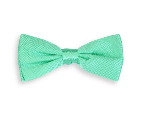 mint green bow tie bow ties formal tie the house of ties