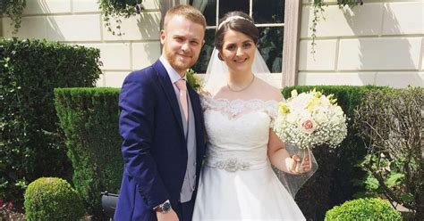 groom leaves his bride stunned with a surprise michael bride left stunned after her groom busts out a hilarious