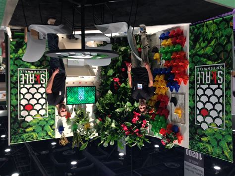 Landscape Expo Las Vegas Skale Greenwall 187 Skale Greenwall At The National Hardware
