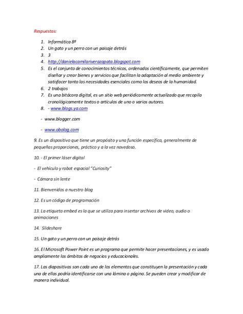 preguntas del htp respuestas de las 20 preguntas del blog de camila y daniela