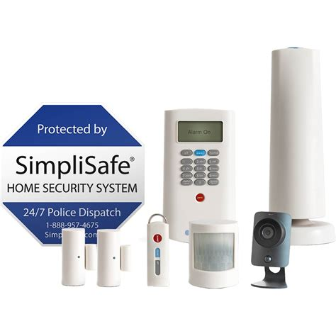 simplisafe home security kit home security more shop