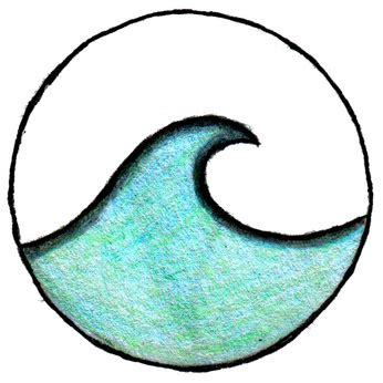 wave easy pencil and in color wave easy wave simple pencil and in color wave simple
