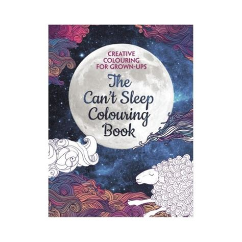 can t sleep books the can t sleep colouring book creative colouring book