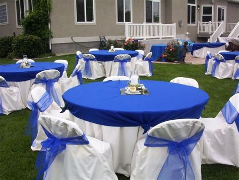 25 Blue Wedding Decorations Ideas   Wohh Wedding