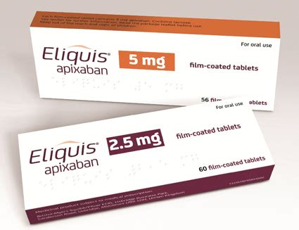 apixaban approved for deep vein thromobosis, pe treatment