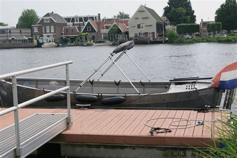 steelfish sloep te koop steelfish aluminium sloepen tenders boat dealership