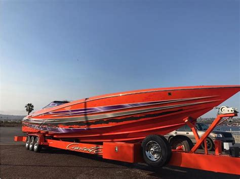 2007 cigarette rough rider powerboat for sale in arizona - Cigarette Boat Seats For Sale