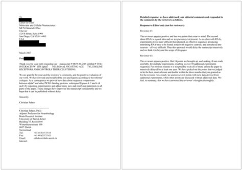 rebuttal letter template rebuttal letter template 7 documents for word pdf