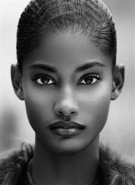 black female models with short hair ethio beauty top black models 2013 female