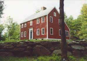 Saltbox Houses New England Salt Box House Plans Find House Plans