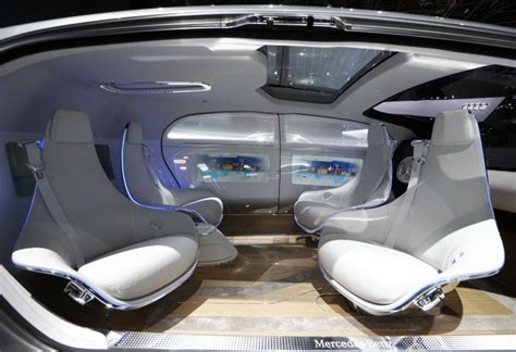 cars for a new driver inside mercedes s new self driving car newsnish
