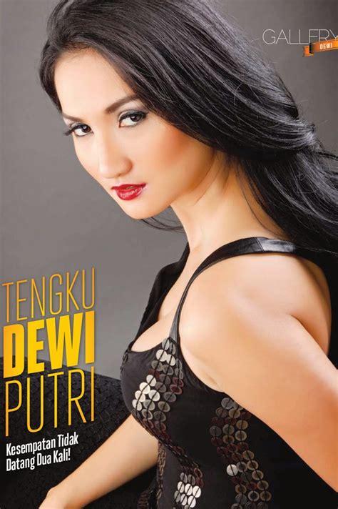 wikigirls tengku dewi putri   asia magazine photoshoot