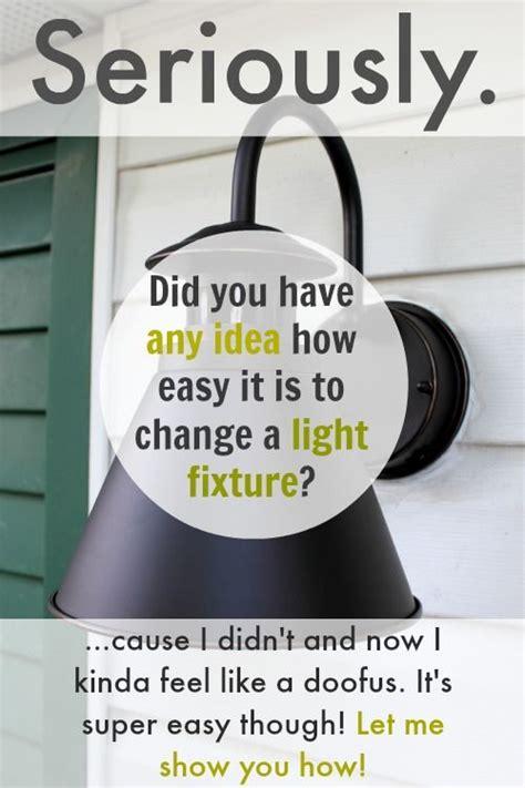 how to change a light fixture in a bathroom best 25 outdoor light fixtures ideas on pinterest
