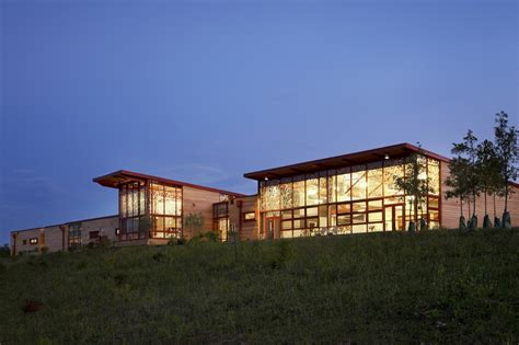 grange insurance audubon center designgroup archdaily