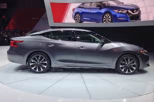 Pictures Of 2016 Nissan Maxima 2016 Nissan Maxima Side Photo 9