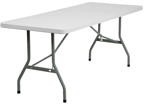 White Plastic Folding Table 30 Quot Granite White Plastic Folding Table From Renegade Rb 3072 Gg Coleman Furniture