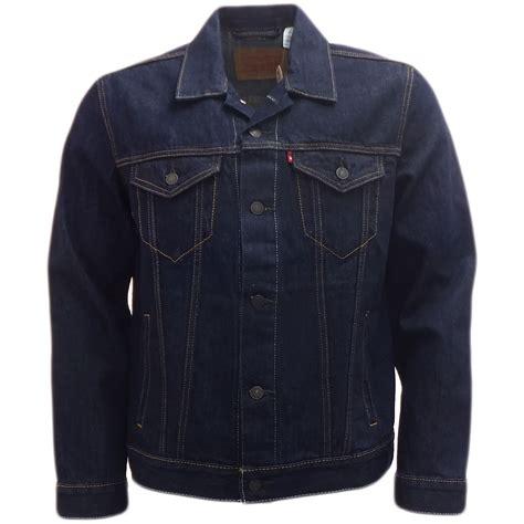 Bid Levis Jaket mens jean jacket levi strauss mantel indigo