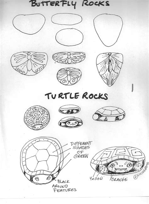 templates for rock painting free painting projects lin wellford s rock painting