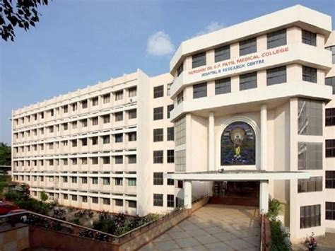 Dy Patil Akurdi Mba Fees by Dr Dy Patil College Hospital And Research Centre
