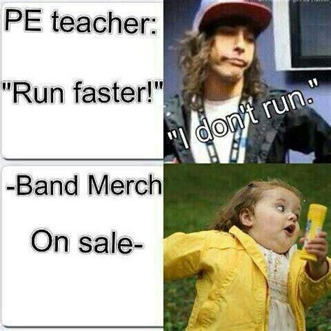 Funny Band Memes - band merch that s so me quotes pinterest