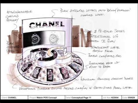Chanel Sale At Yooxcom by Chanel J12 Point Of Sale Display
