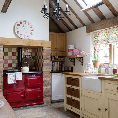 home interior design country kitchens