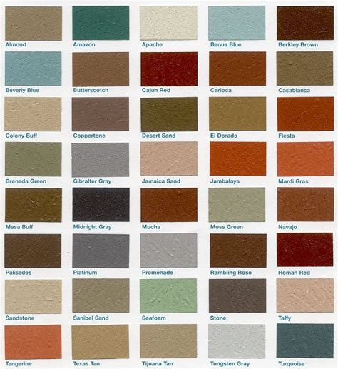 home depot concrete paint colors images