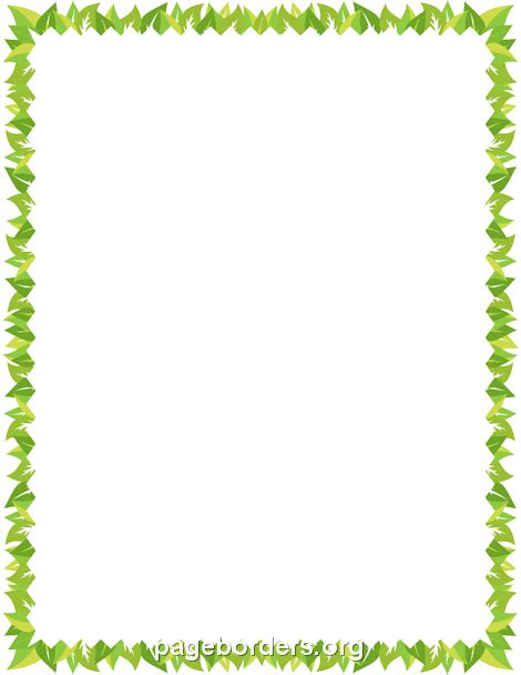 Leaf Border N 225 Pady Do Domu Pinterest Leaves Border Templates And Template Leaf Border Template