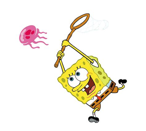 cartoon png cartoon characters bob esponja png