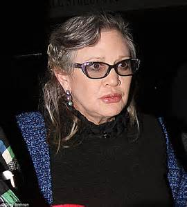 Did Harrison Ford Die Carrie Fisher Suffers Attack On Transatlantic Flight