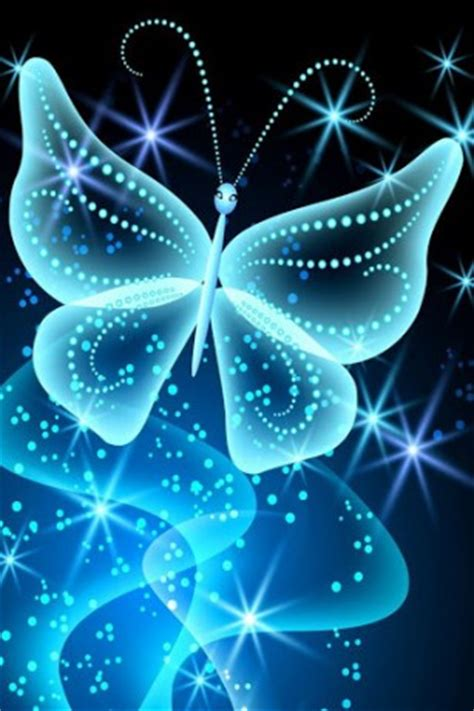 glitter wallpaper singapore download neon butterfly glitter effect for android appszoom