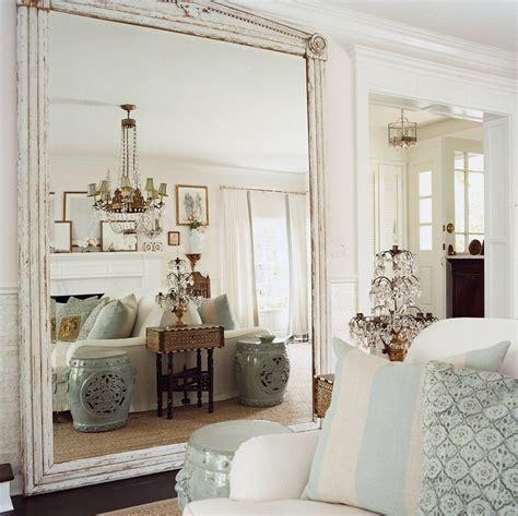small room  bigger  mirrors