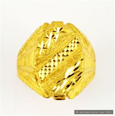 22ct indian gold mens ring 163 431 19 rings indian