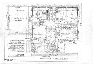 our mid century split level house plans the house on commercial as built floor plans
