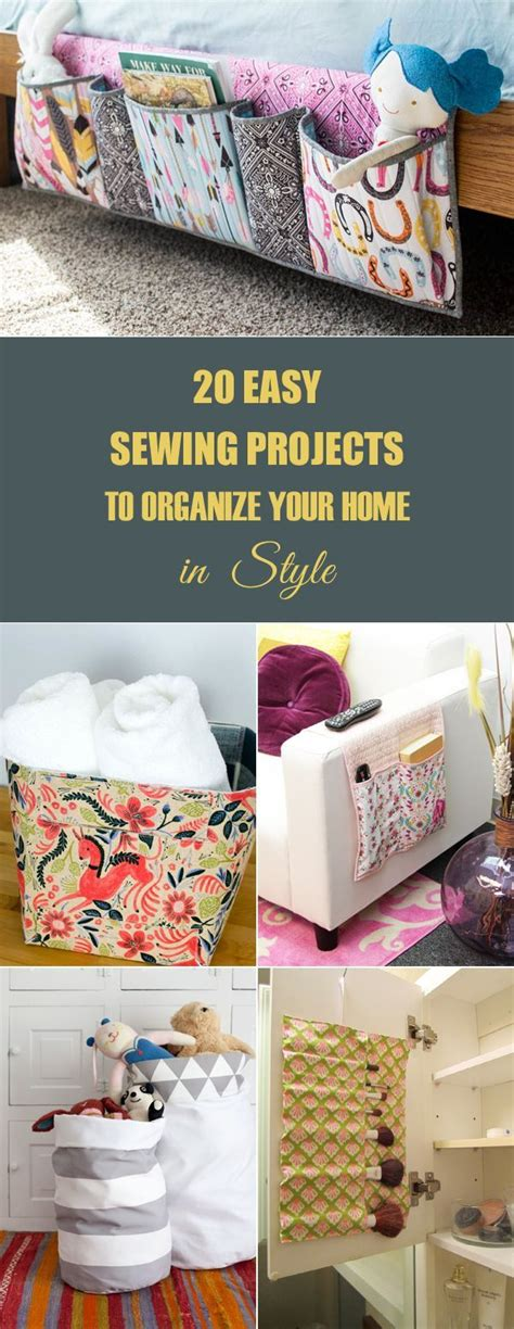 how to organize your home in 5 easy steps 5987 best pattern and tutorials images on pinterest