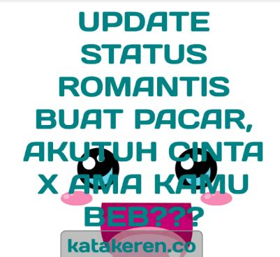 kata kata status romantis lucu keren ucapan selamat malam buat pacar  fb hiburan art