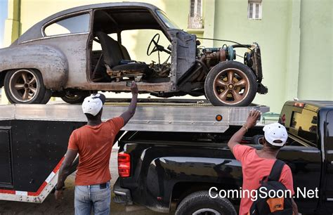 film yg diperani jason statham more photos from the fast 8 set in cuba comingsoon net