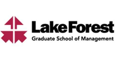 Forest Mba Us News by Lake Forest Graduate School Of Management Bookstore